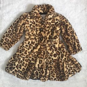 Other - Faux fur jacket for toddlers